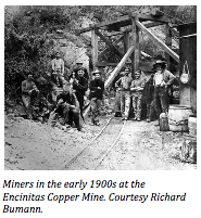 OSW Encinitas Copper Mine